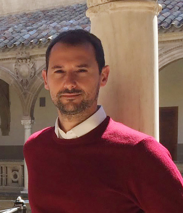 Professor Gregorio Egea Cegarra
